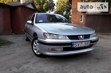 Peugeot 406 2002 в Львове