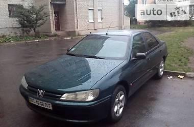 Peugeot 406 1996 в Стрые