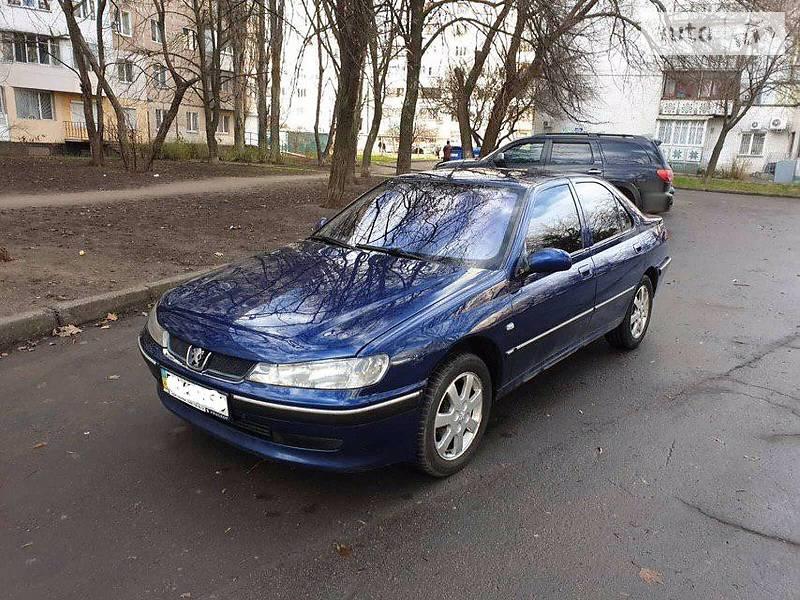 Peugeot 406 2004 в Одессе