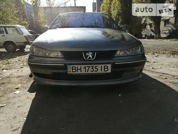 Peugeot 406 2002 в Одессе