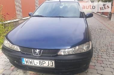 Peugeot 406 2001 в Шумске