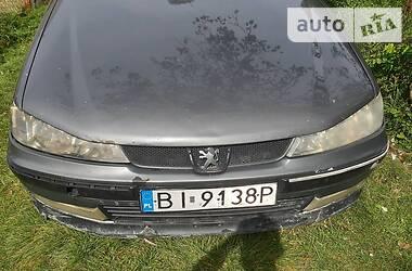 Peugeot 406 2001 в Воловце