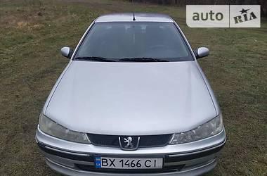 Peugeot 406 2000 в Красилове