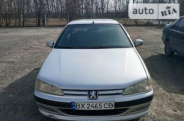 Peugeot 406 1997 в Кам'янець-Подільському