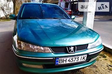 Седан Peugeot 406 2000 в Белгороде-Днестровском