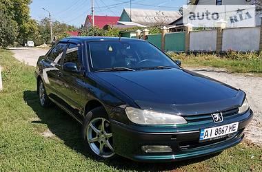 Седан Peugeot 406 1996 в Фастове