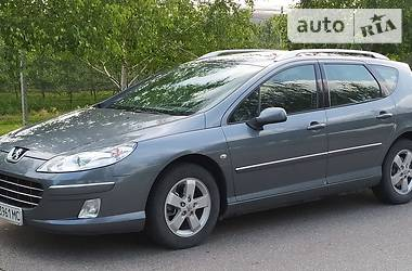 Peugeot 407 SW 2009 в Новомосковске