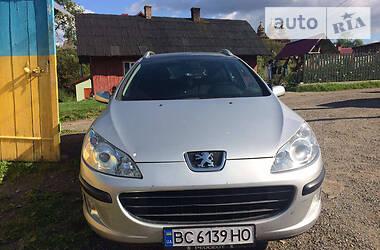 Peugeot 407 SW 2007 в Сколе