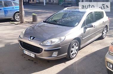 Универсал Peugeot 407 SW 2006 в Одессе