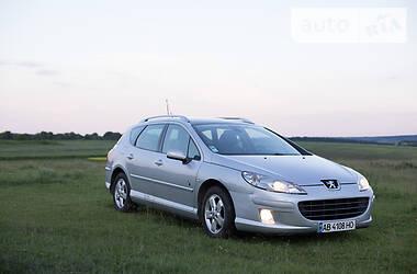 Универсал Peugeot 407 SW 2009 в Крыжополе