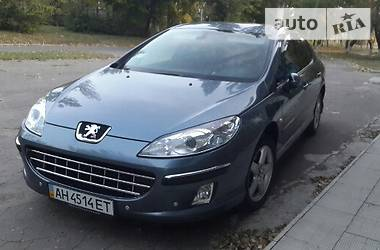 Peugeot 407 2005 в Донецке