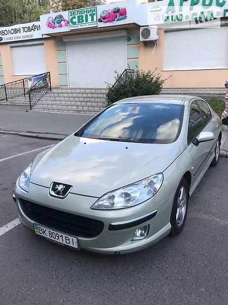 Peugeot 407 2006 года в Ровно