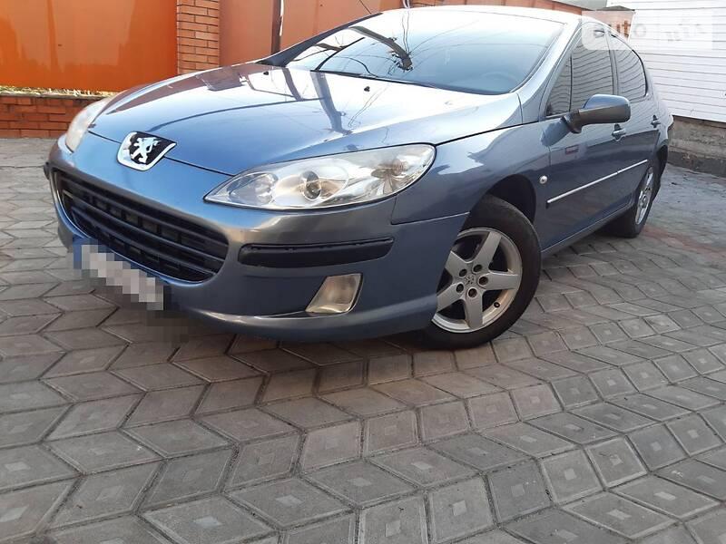 Peugeot 407 2007 в Запорожье