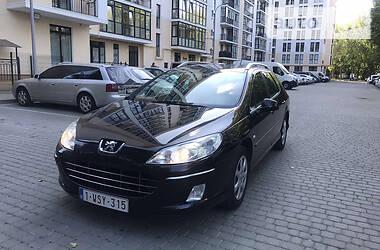 Peugeot 407 2010 в Львове