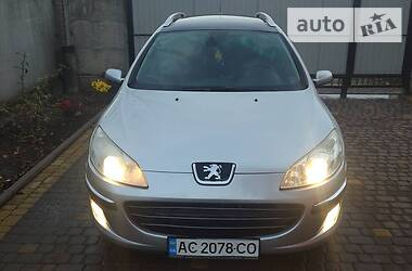 Peugeot 407 2008 в Ковеле