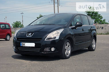 Peugeot 5008 2010 в Одессе