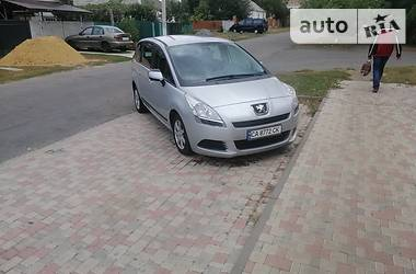 Peugeot 5008 2010 в Звенигородке
