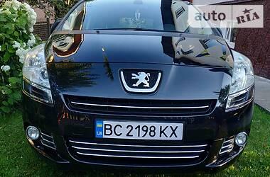 Peugeot 5008 2010 в Стрые