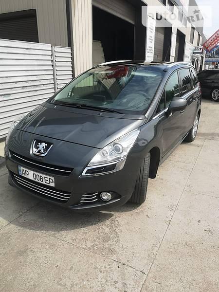 Peugeot 5008 2 0HDI AISIN 7M Allu