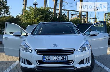 Peugeot 508 RXH 2013 в Черновцах