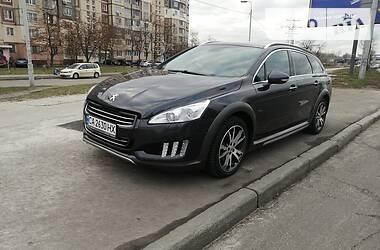 Peugeot 508 RXH 2013 в Киеве