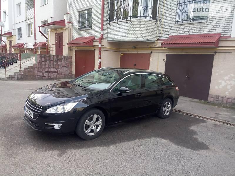 Peugeot 508 2014 в Львове