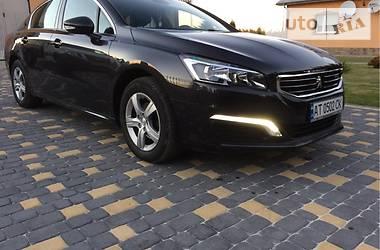 Peugeot 508 2016 в Коломые