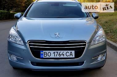 Peugeot 508 2012 в Тернополе
