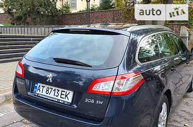 Peugeot 508 2014 в Ивано-Франковске