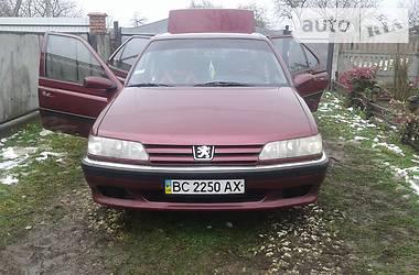 Peugeot 605 1996 в Ивано-Франковске