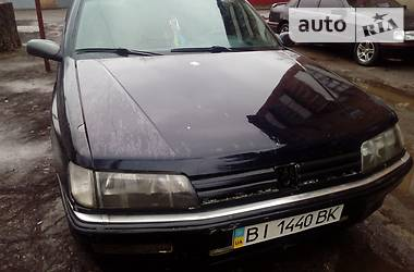 Peugeot 605 1991 в Полтаве