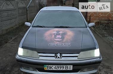 Peugeot 605 1996 в Ровно