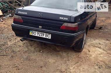 Peugeot 605 1992 в Теребовле