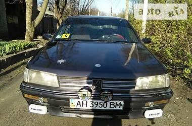 Peugeot 605 1990 в Донецке