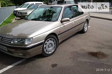 Peugeot 605 1990 в Днепре