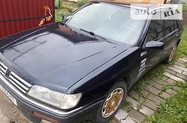 Peugeot 605 1993 в Ивано-Франковске