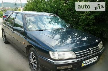 Peugeot 605 1993 в Ужгороде