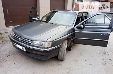 Peugeot 605 1993 в Чорткові