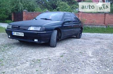 Peugeot 605 1991 в Івано-Франківську
