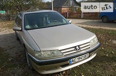Peugeot 605 1992 в Луцке
