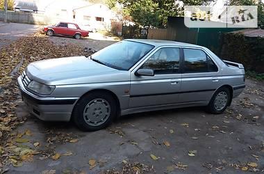 Peugeot 605 1993 в Житомире