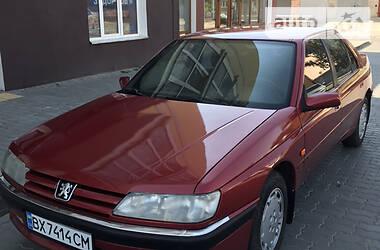 Peugeot 605 1993 в Хмельницком