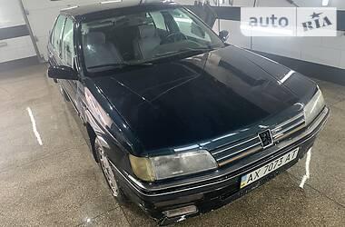 Peugeot 605 1992 в Харькове