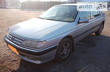 Peugeot 605 1998 в Луцке