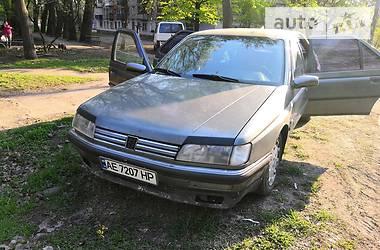 Седан Peugeot 605 1991 в Кривом Роге