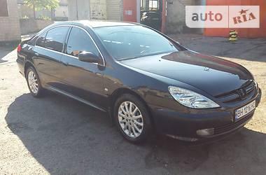 Peugeot 607 2004 в Одессе