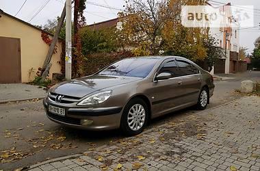 Peugeot 607 2003 в Одессе