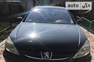 Peugeot 607 2002 в Тростянце