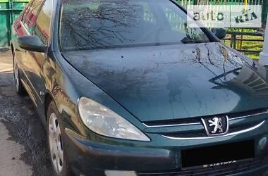 Peugeot 607 2000 в Богуславе