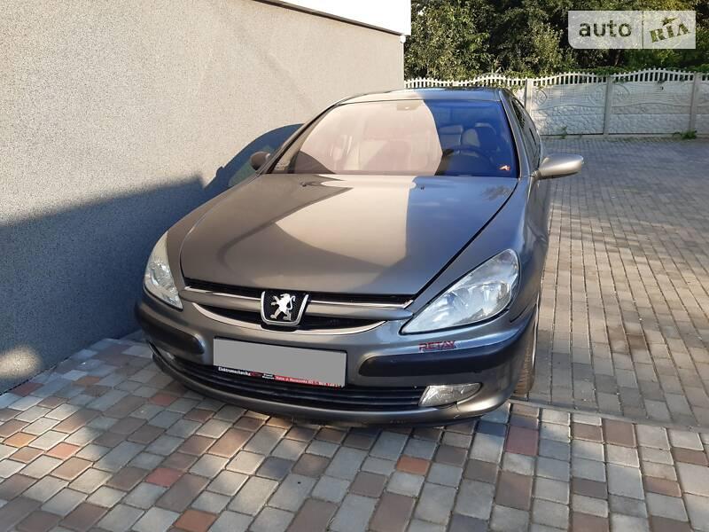 Peugeot 607 2001 в Коломые